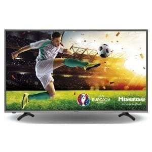 "HISENSE 40"" INCH LED DIGITAL TV BLACK"