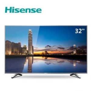 Hisense 32 Inch Smart + Digital Tv