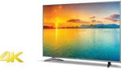 Hisense 50 Inch 4K Ultra HD Smart LED TV