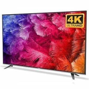 Hisense 55 Inch 4K Ultra HD Smart TV with built-in WIFI