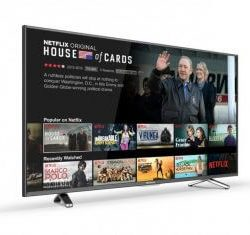Hisense 65 Inch 4K Ultra HD UHD Smart LED TV