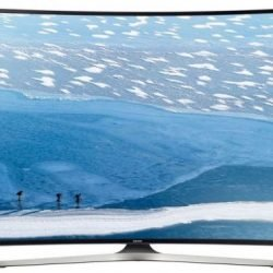 Samsung 49 Inch 4K Curved UHD Smart LED TV