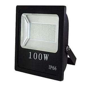 High Power 100W IP65 Outdoor Led Flood Light