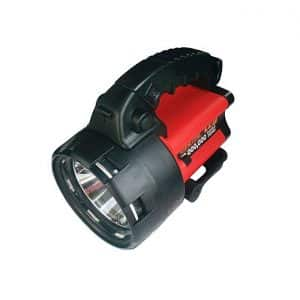 Jumbo Size Rechargeable LED Flashlight / Torch
