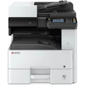 Kyocera ECOSYS M4125idn Monochrome A3 MFP Multi-Function Laser Printer (Print/Scan/Copy/Fax)
