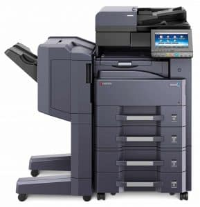 Kyocera TASKalfa 3011i Monochrome Print Scan Copy Fax Laser A3 Printer