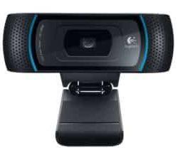 Logitech HD Pro Webcam C910 1080P