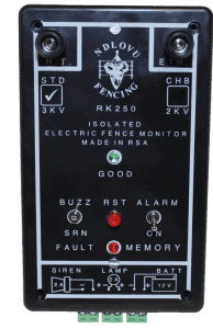 Stafix RK 250 Isolated Electric Fence Monitor