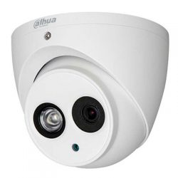 Dahua Technology DH-HAC-HDW1100EMP 1 megapixel 720P water-proof IR HDCVI dome camera