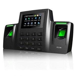Zkteco DS100 Dual Fingerprint Sensor Attendance Machine