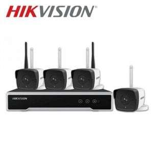Hikvision NK44W0H-1T(WD) 4 Channel 4MP Wi-Fi Kit