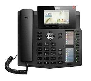 Fanvil X6 High-End VoIP IP Phone 4.3-Inch Color Display