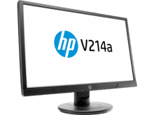 HP V214A 20.7 Inches LCD Monitor