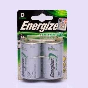 Energizer Size D 2pack Rechargeable Battery Almiria Techstore Kenya