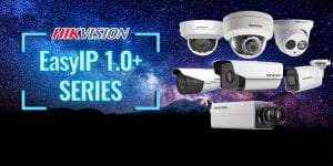 Hikvision Easy IP 1.0 Series IP Cameras