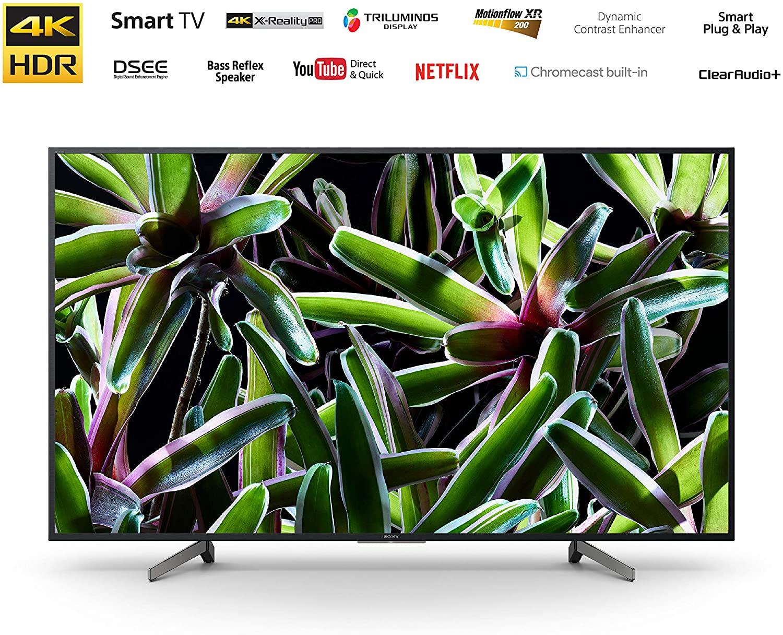 Sony 65 inch 4K HDR Smart TV -KD-65X7000G