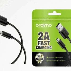 Oraimo Fast Charging Cable CD-52BR