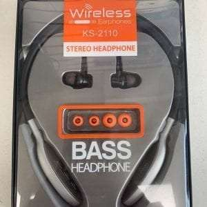 Wireless Earphones KS-2110 stereo headphone